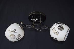 Люстра на 2 лампочки  6857-2, фото 2