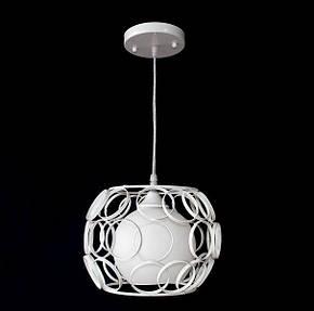 Люстра регулируемая по высоте на 1 лампочку  1784-1 , фото 2