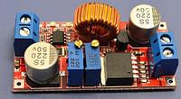 Модуль зарядки аккумуляторов литий ионных до 5A 1.25V-36V