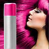 Спрей-краска для волос Розовая фуксия временная баллончик аэрозоль 120 мл