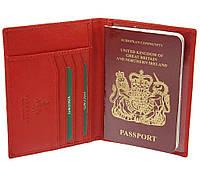 Кожаные аксессуар Visconti 2201 RED  Красный