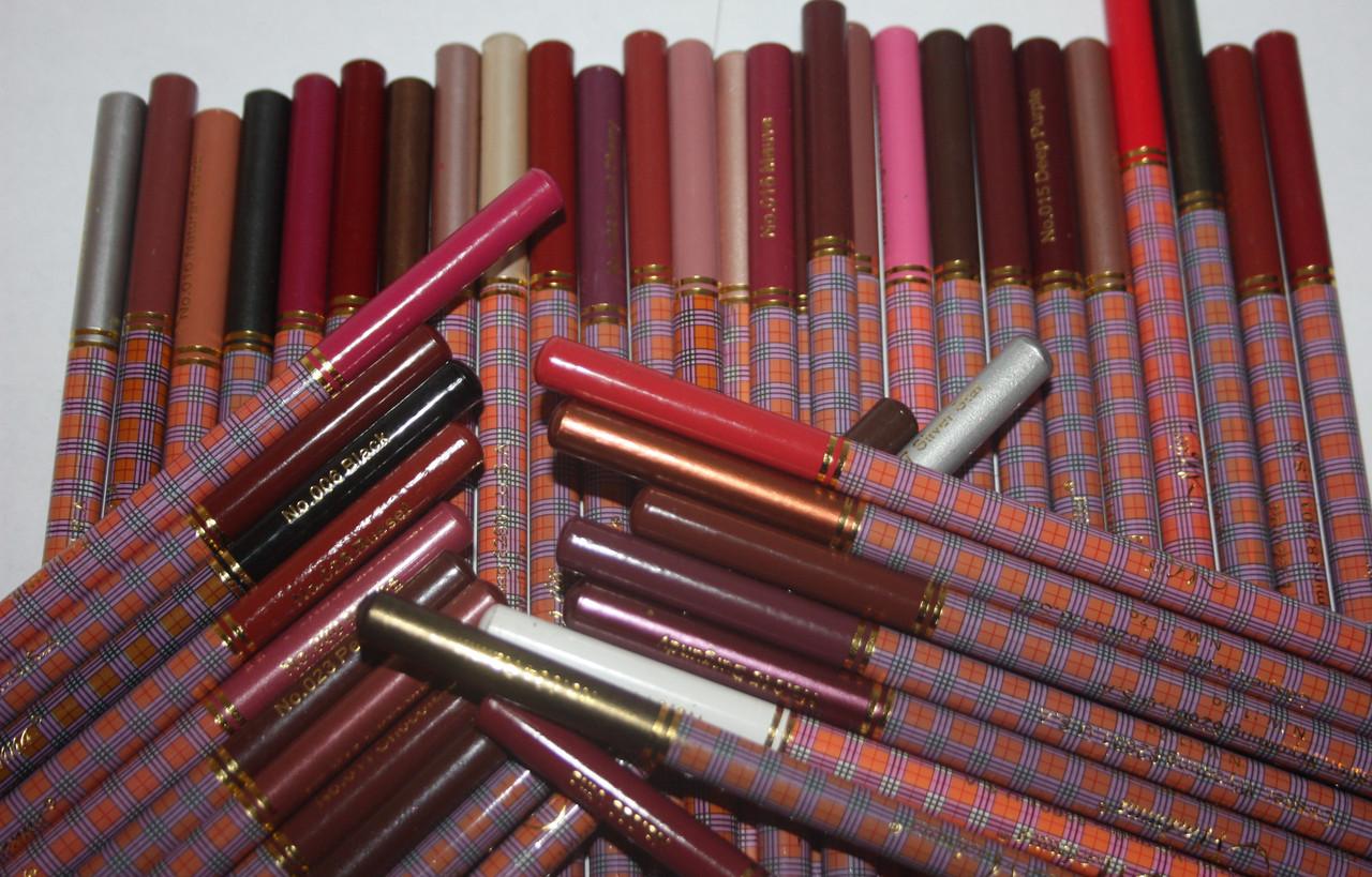 Контурный карандаш для глаз и губ Miss Madonna