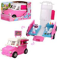 Машинка K899-51 (3шт) 34см, кафе на колесах,аксессуары, в кор-ке, 37-22-24см