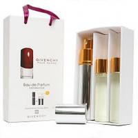 Givenchy pour homme (Дживанши пур хом) мини парфюмерия в подарочной упаковке 3х15 ml - 07m