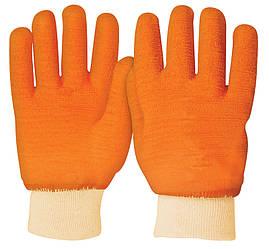 Перчатки резиновые хлопчатобумажные Truper Мексика