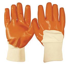 Перчатки нитриловые с защитными манжетами Truper Мексика