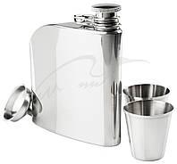 Фляга GSI Glacier Stainless Trad Flask Set