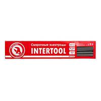 Электроды для сварочного оборудования Ø 3 мм, уп. 2,5 кг. INTERTOOL EW-0325