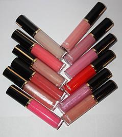 Блеск для губ Chanel Rouge Allure Extrait de gloss 4D Crystal Collagen SET B, фото 2