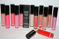 Блеск для губ Chanel Rouge Allure Extrait de gloss 4D Crystal Collagen SET B
