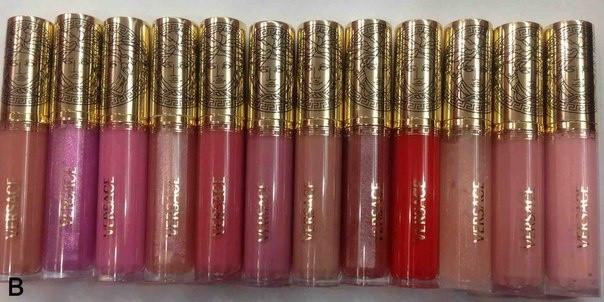 Блеск для губ Versace Lip Glow