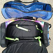 Универсальная защитная сумка-рюкзак для гироскутера.