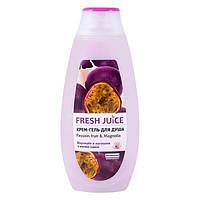 Fresh Juice крем-гель для душа Маракуйя и Магнолия 400 мл
