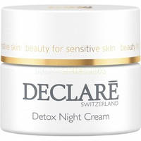 Ночной крем для омоложения кожи лица Detox Declare (Декларе) 50 мл