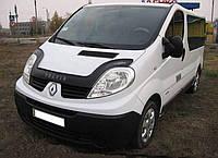 Дефлектор капота VIP TUNING Renault Trafic с 2001 г.в.