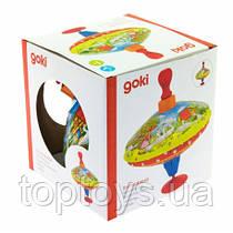 Goki Волчок металлическая Ферма (53057)