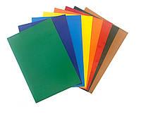 Набор цветного картона А4 9 листов