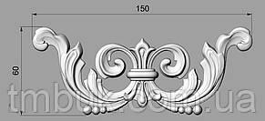 Горизонтальный декор 54 резной - 220х85 мм, фото 2
