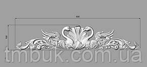 Горизонтальный декор 56 для дверей - 500х100 мм, фото 2