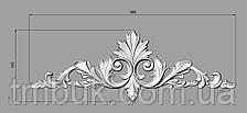 Горизонтальный декор 67 - 300х105 мм, фото 3
