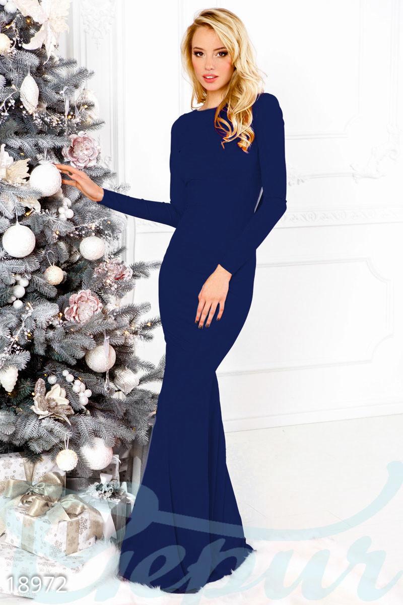 Новогоднее вечернее платье