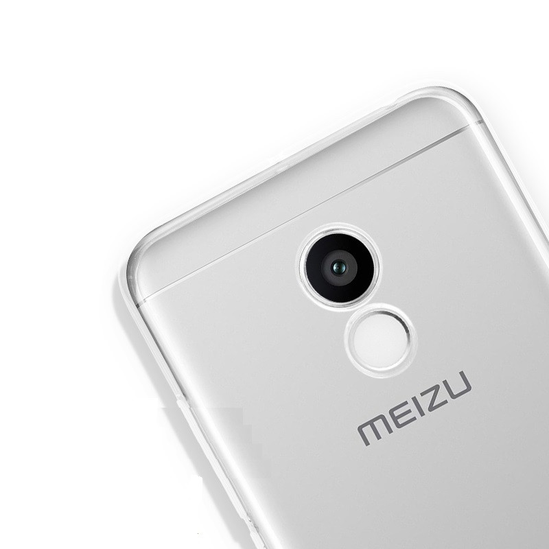 Задняя крышка Meizu Pro 6 серебро оригинал