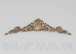 Горизонтальный декор 90 корона - 450х110 мм, фото 2