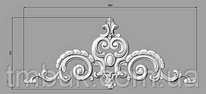 Горизонтальный декор 100 колосок - 360х150 мм, фото 2