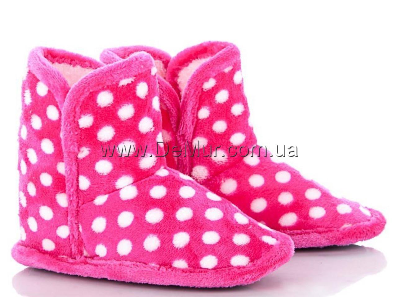 Тапки для дома детские (30-35) Cinar-VAL-05 - DeMur интернет-магазин обуви в Одессе