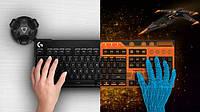 Logitech показала клавиатуру Bridge для виртуальной реальности