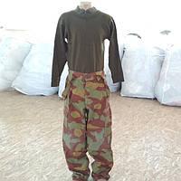 Военная форма и камуфляж секонд хенд оптом