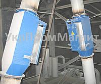 Магнитные сепараторы Трубные металлоуловители (для наклонных самотеков)