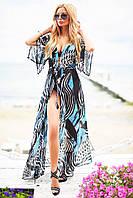 Женская пляжная туника, фото 1