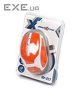 Мышь компьютерная беспроводная Maxxtro Mr-317-O