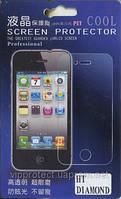 HTC P3700, глянцевая пленка Touch Diamond