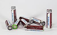 Батарейка BATTERY 18650 PURPLE (фиолетовый) (600) в уп.50 шт.