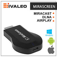 Mirascreen E5 DLNA Airplay WiFi Display Miracast TV Dongle Receiver