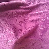 Банное полотенце микрофибра выбитая