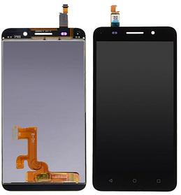 Дисплей (экран) для Huawei Glory Play 4X з сенсором (тачскріном) черный