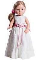 Кукла Эмма в белом платье 40 см Paola Reina (06040)