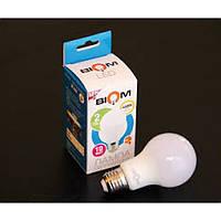 Светодиодная лампа BIOM, 10W, E27, 900lm