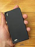 Huawei G610, белый_силиконовый чехол, фото 2
