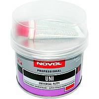 Шпатлевка Novol Uni универсальная 0,25кг розовая