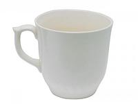 Чашка Сумы белая 350мл