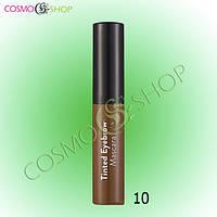 Flormar Тушь для бровей Tinted Eyebrow Mascara 10 Blond