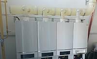 Пластиковый дымоход каскадного типа Almeva