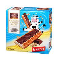 Печенье с молочно-шоколадной начинкой FEINY BISCUITS, 162g.