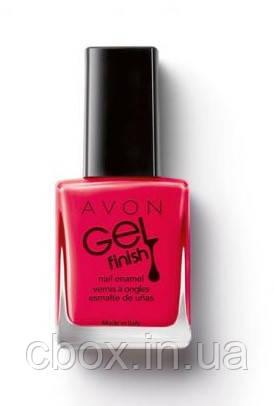 """Лак для ногтей """"Гель-эффект"""", Avon, цвет Sheer Love, Влюбленность, 10 мл, 97606"""