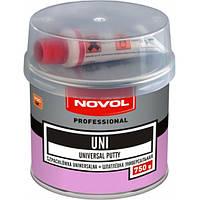 Шпатлівка Novol Uni універсальна 0,75 кг рожева