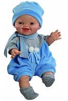 Кукла-пупс Альберт в голубом Paola Reina 34 см (04064)
